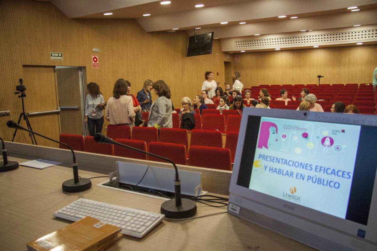 Presentaciones eficaces y hablar en público