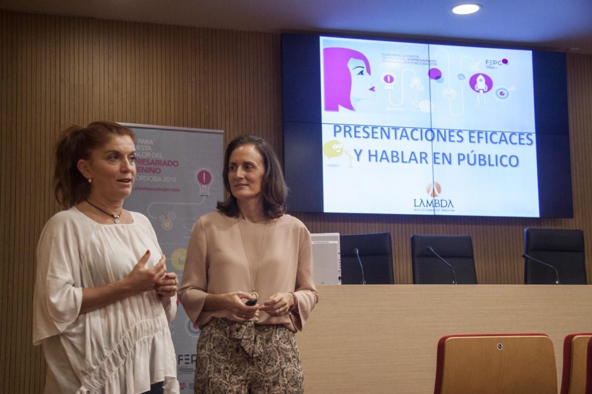 Presentación Elena Garijo