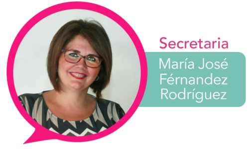 María José Férnandez, Secretaria