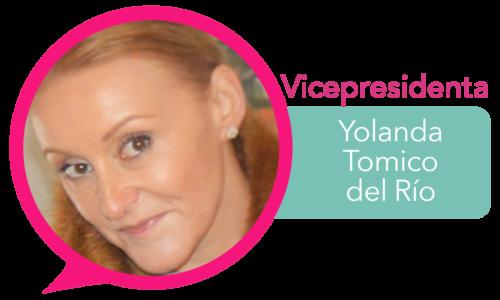 Vicepresidenta Yolanda Tomico