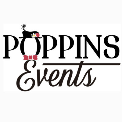 Poppins events logo