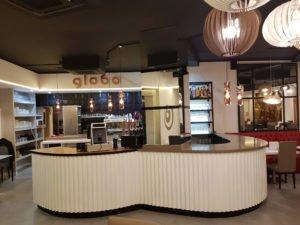 Desayuno abril @ Restaurante El Globo